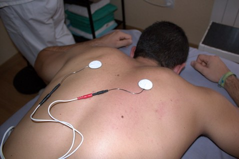 TENS y EMS: Electroterapia